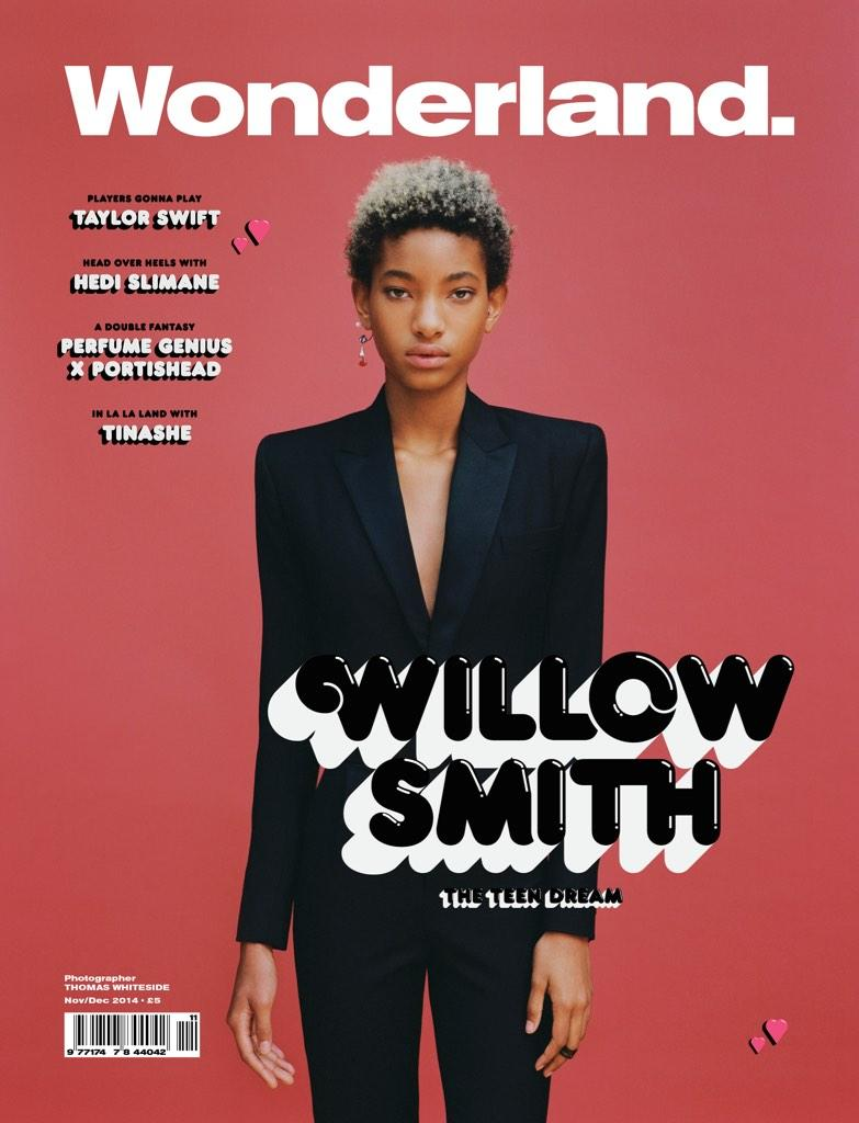 Willow Smith for Wonderland Magazine