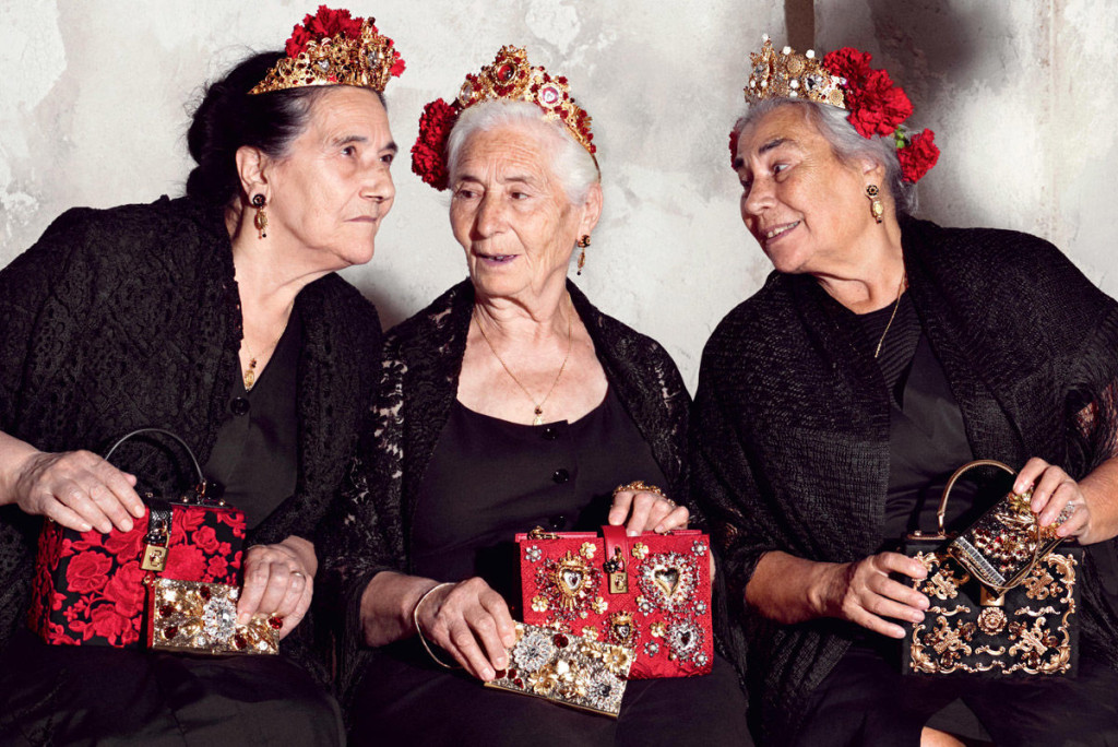Brand Narrative: Dolce and Gabbana for Spring 2015