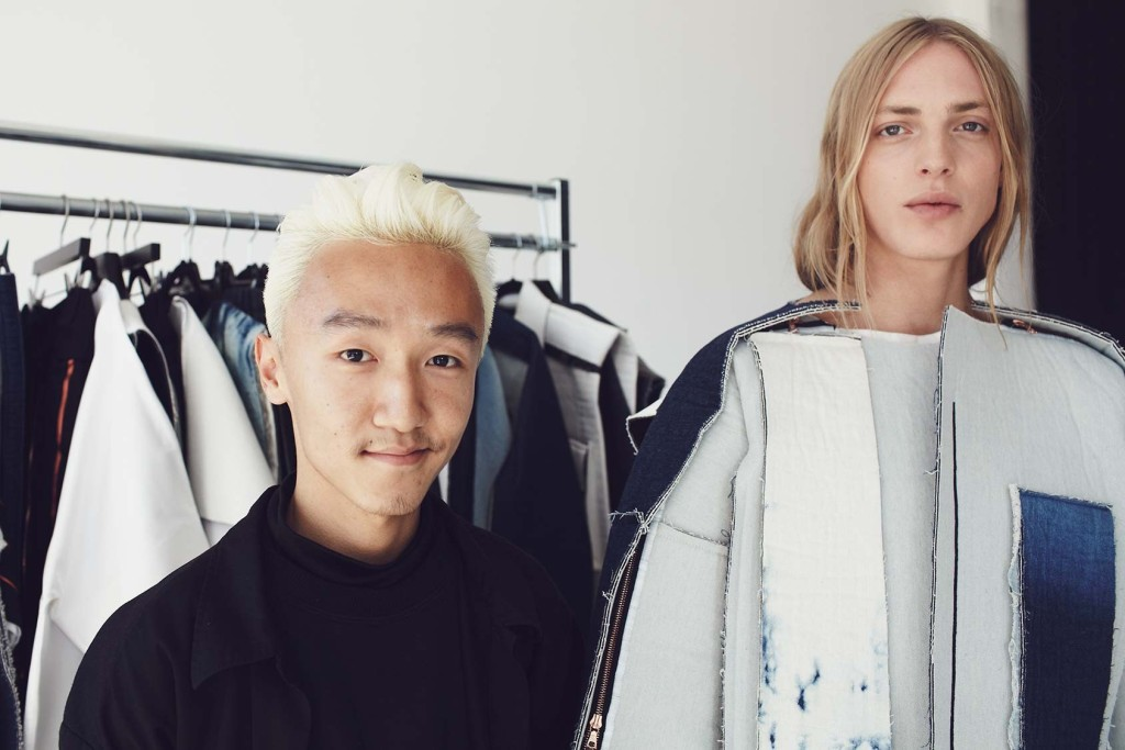 24-year-old Ximon Lee is the winner of the H&M Design Award 2015 – and the first menswear designer to receive the award.
