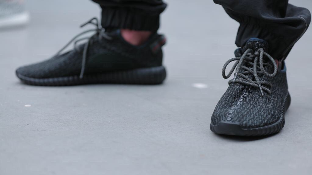 Fall 2015: Yeezy Boost Low