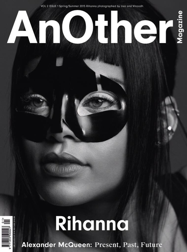 Rihanna for Another Magazine