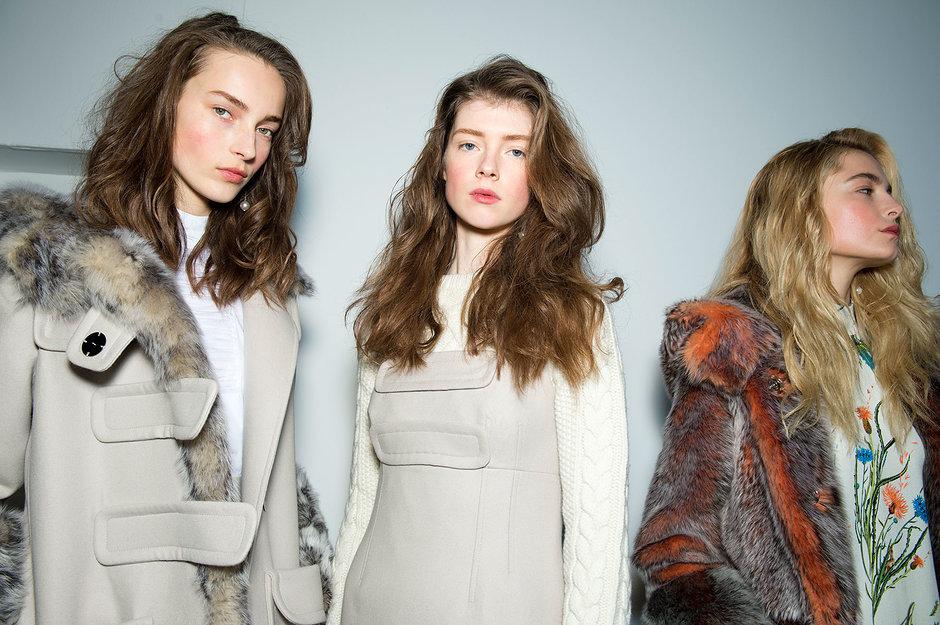 London Fashion Week: Topshop Fall 2015