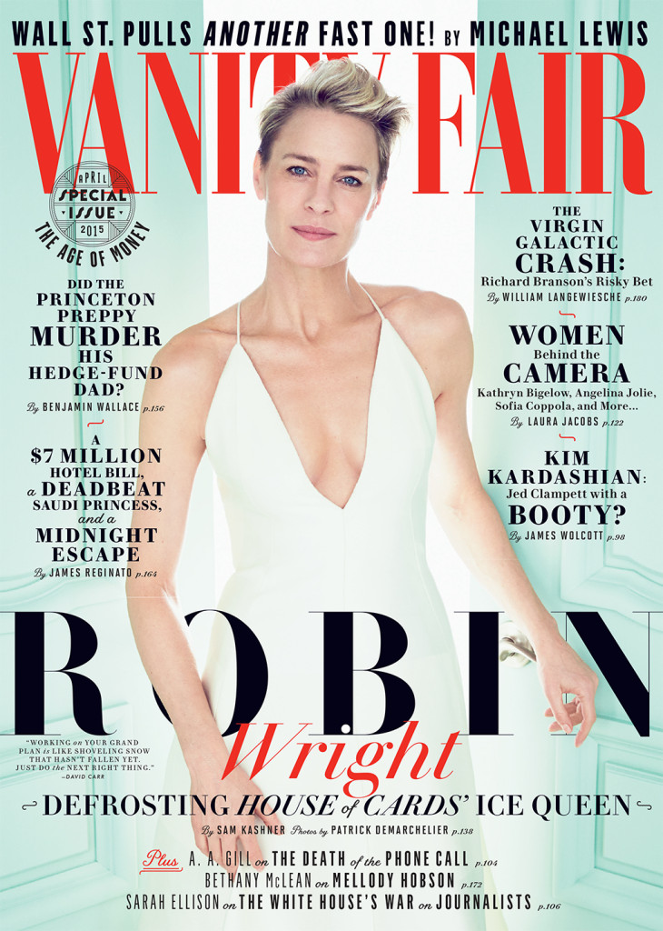 Cover Star: Robyn Wright