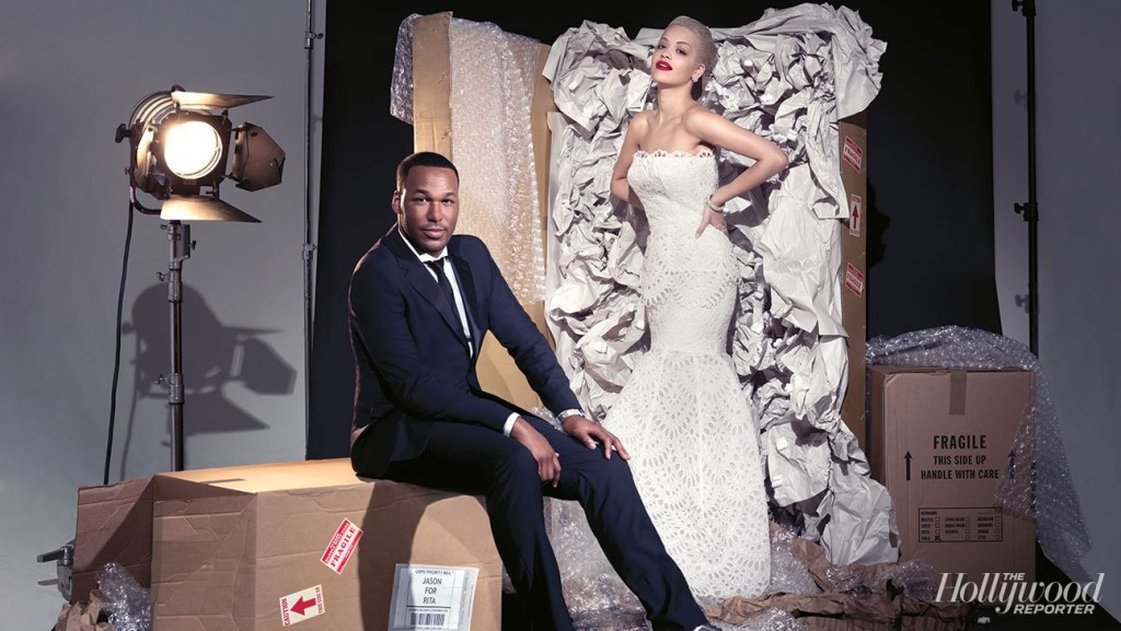 Jason Rembert & Rita Ora