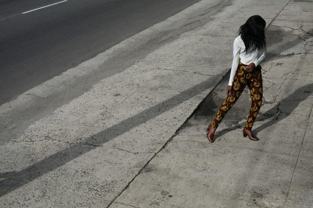 Model Asma Kamara