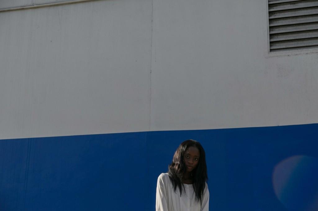 Model Asma Kamara 3