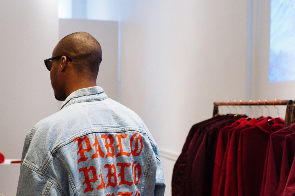 The Life of Pablo Pop Up
