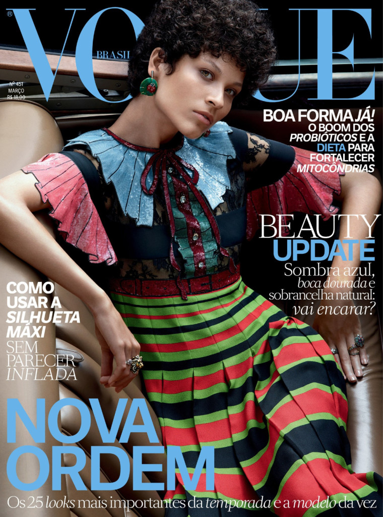 Vogue Brasil March 2016