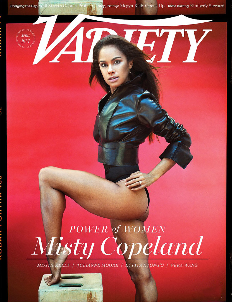 Misty for Variety Mag