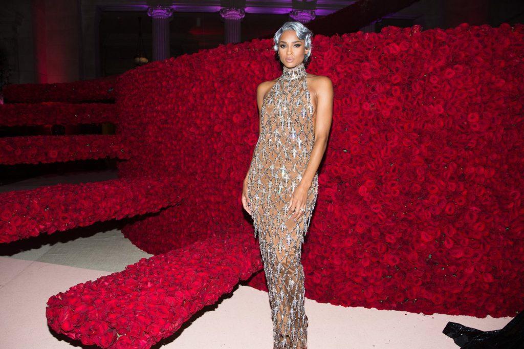 Ciara for Fashion's Biggest Night: Met Gala 2016 / Love & PR