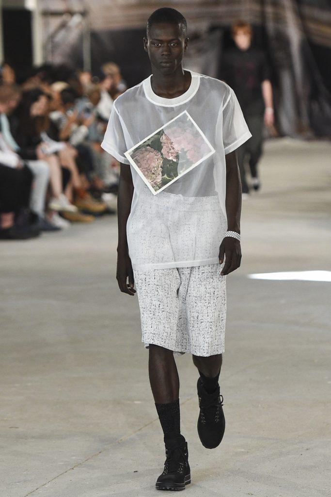 Fashion PR- Off White Menswear Paris Runway Spring 2017