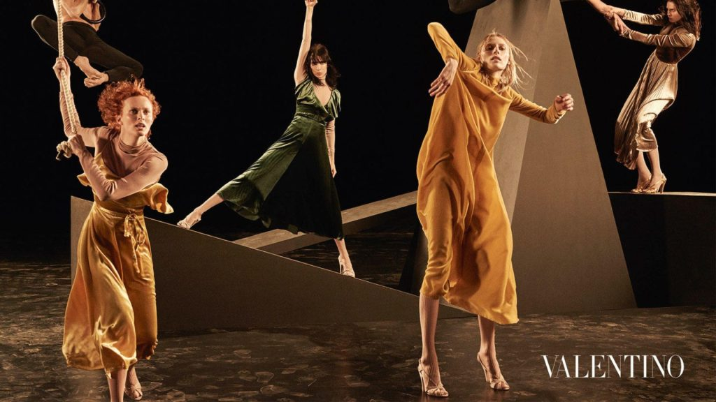 2 Valentino Fall:Winter 2016-17 by Steven Meisel
