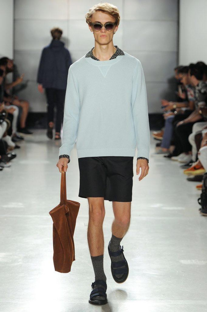 3 Fashion PR- Timo Weiland Spring 2017 Menswear