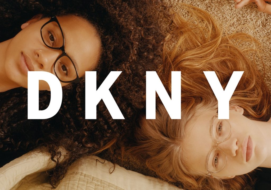 Stella Lucia, Alice Metza, & Selena Forrest for DKNY FW 16.17 Campaign