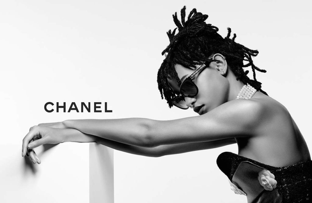 2 Willow Smith For Chanel Fall 2016