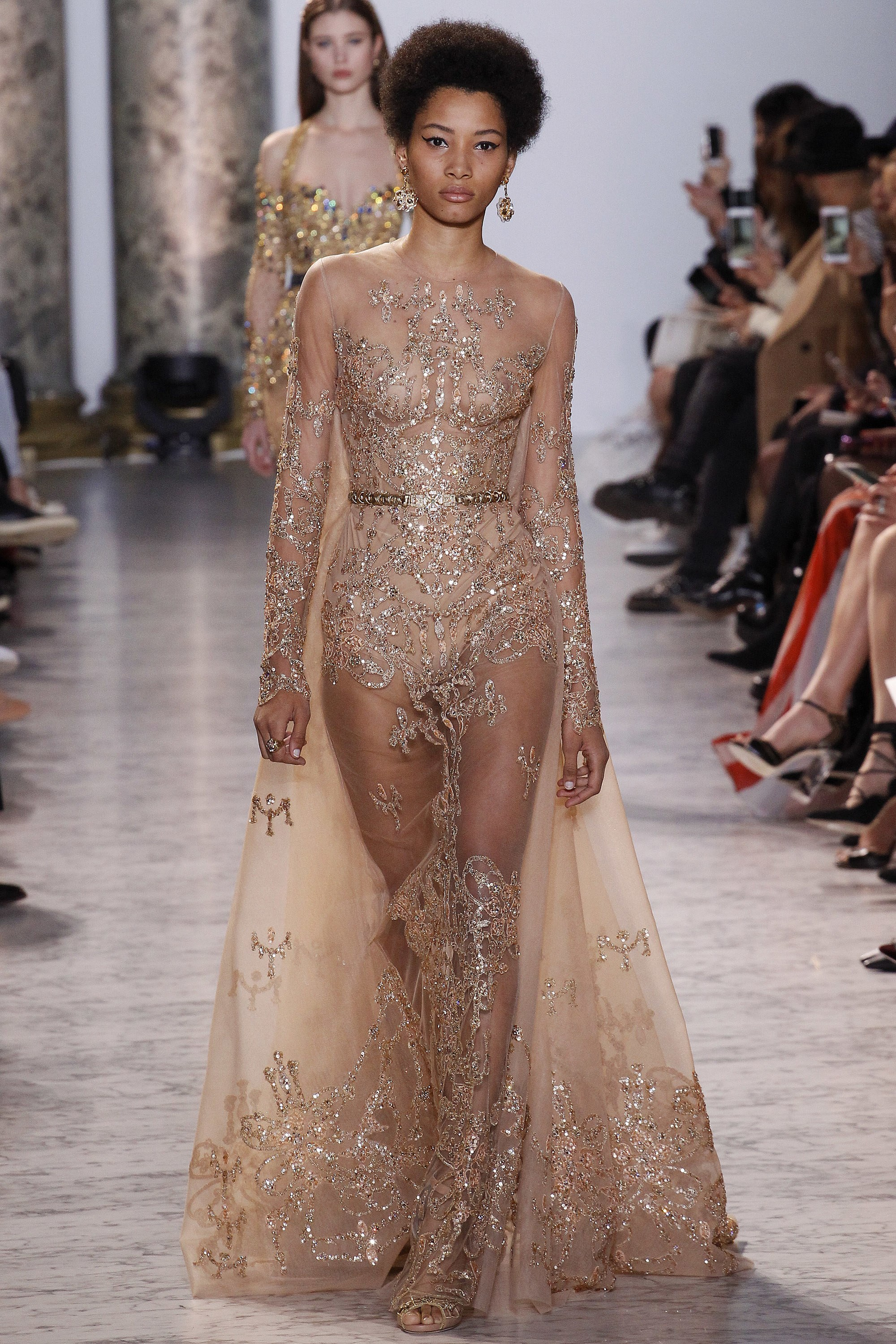 Fashion pr elie saab x spring 2017 couture love pr for Fashion couture