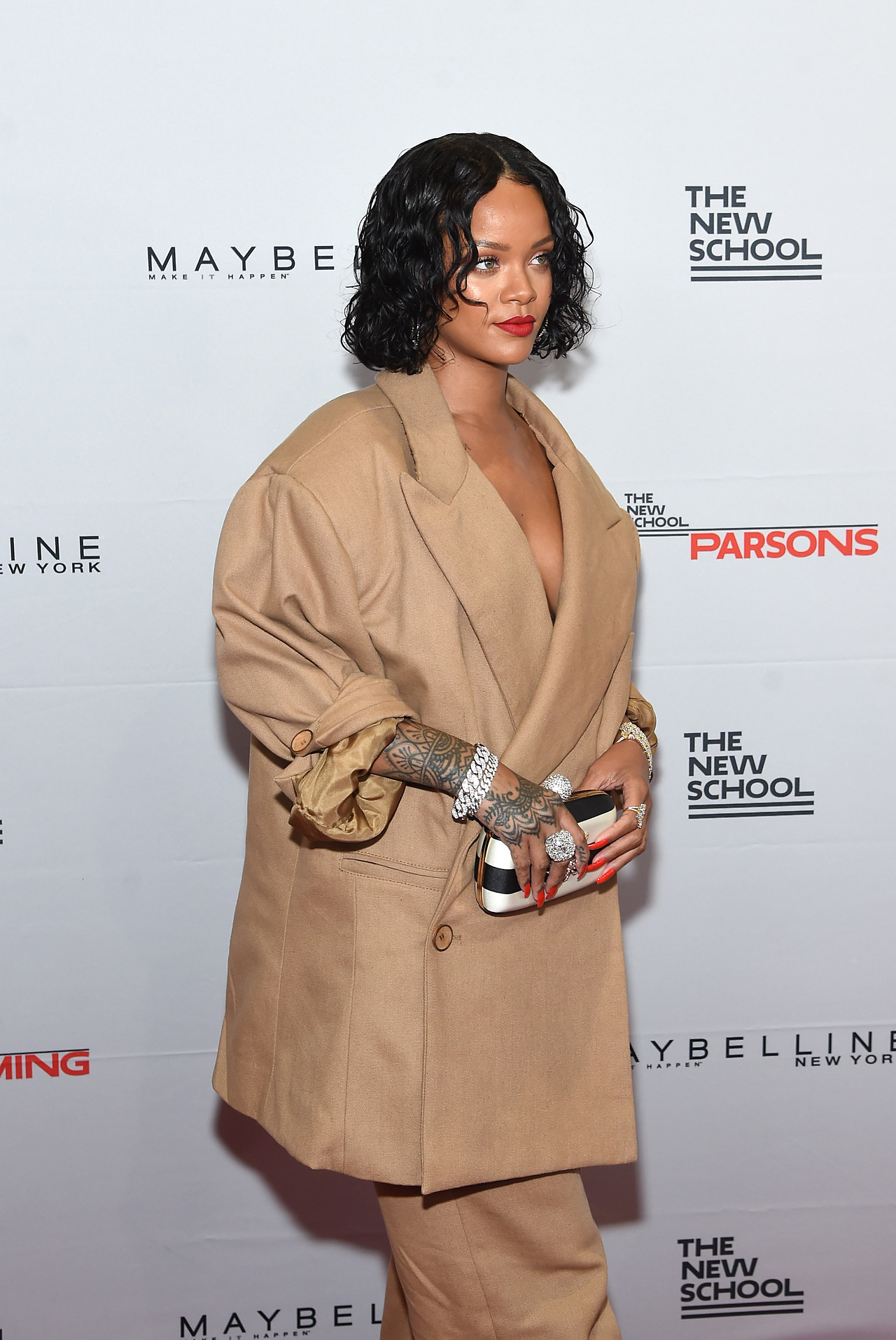 Fashion Influence: Rihanna X Parson School of Design ...