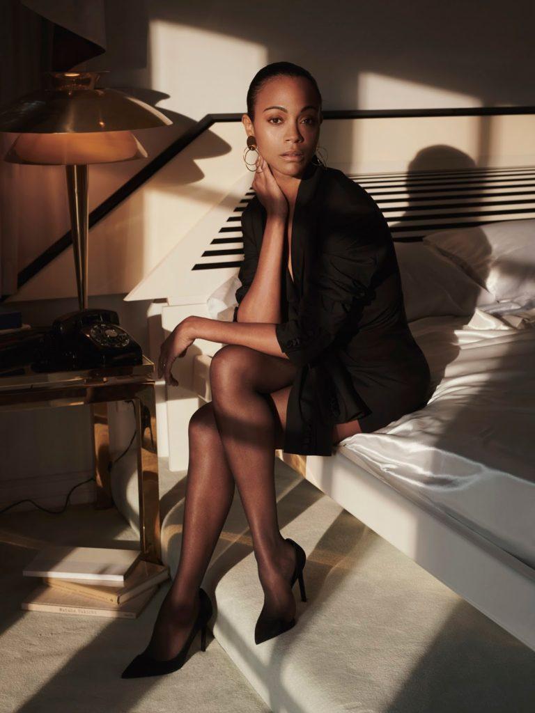 Porter: Zoe Saldana - Love & PR: Fashion Media X Fashion ...